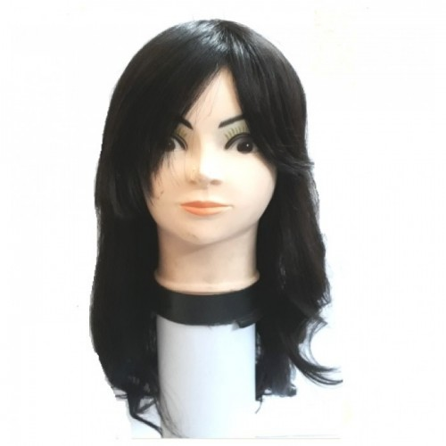 Ladies full wig length 20″-22″