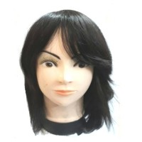 Ladies wig hair length 14″-16″